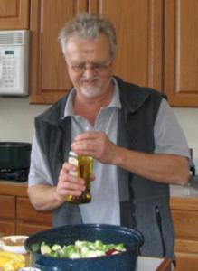 Energy Healing Chuck Evans